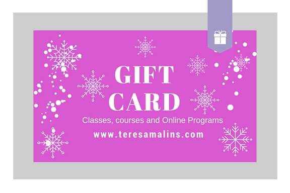 Christmas Gift Cards are here!