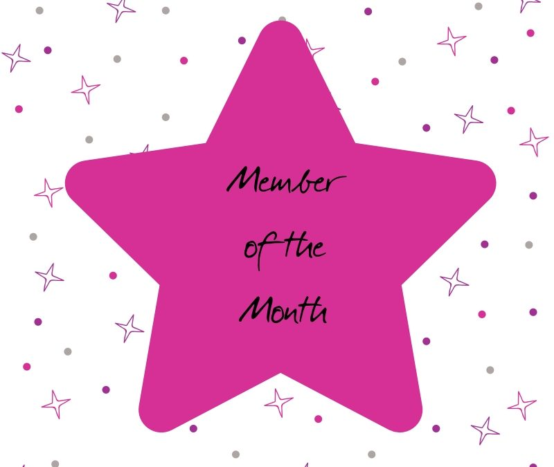 Member of the Month June 2016