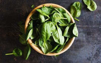 Sauteed Spinach