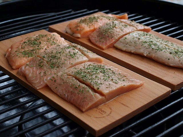 Super-Simple Grilled Salmon